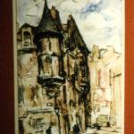 Paris, Le vieux batiment