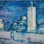 Djerba, Houmt Souk, Mosque of the strangers