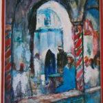 Tunis slave market