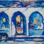 071 Tunisia, Djerba Fathalla's Cafe
