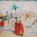 Sfax, Fourth Regiment of Spahis