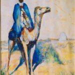Goumier on camel