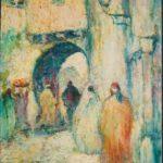 Tunisia archway