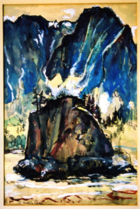 Devil's Rock, B.C.