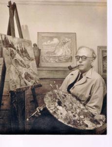 John Frederick Delisle Parker, 1940
