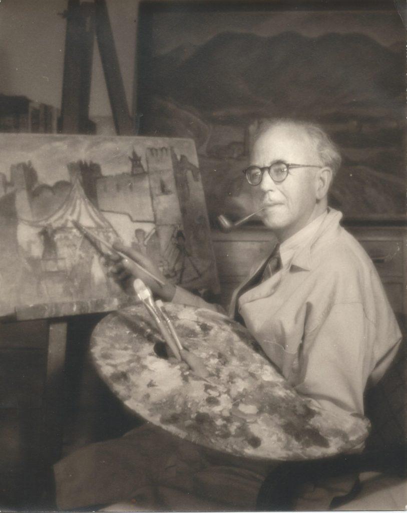 1940 John Delisle Parker
