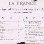 Parker, John F Delisle LA FRANCE artist actor critic