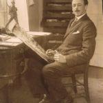 John Delisle Parker, 1921